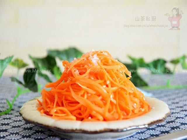 Nắng nóng ai cũng ngán thịt, làm ngay cà rốt chua ngọt giải nhiệt cả nhà thích mê - 3