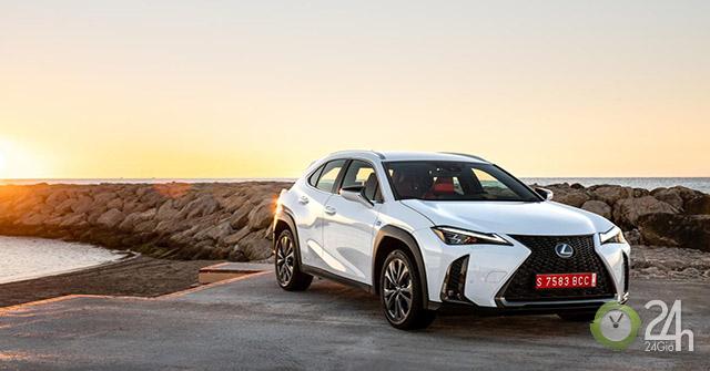 Lexus - Thương hiệu xe hạng sang của Toyota gia nhập đấu trường xe điện hứa hẹn cải thiện doanh số