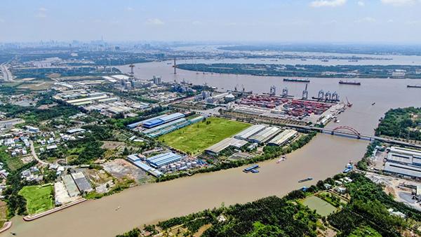 Bất động sản sẽ bùng nổ khi 5 tỷ đô chảy vào khu Nam Sài Gòn 2
