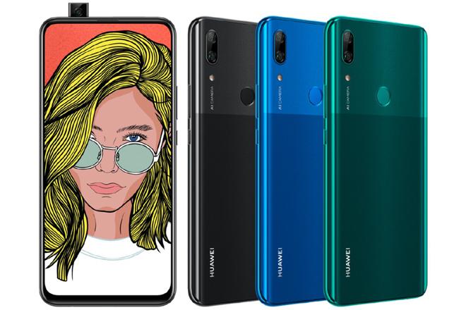 Huawei cũng chuẩn bị có smartphone camera bật lên đầu tiên - 2