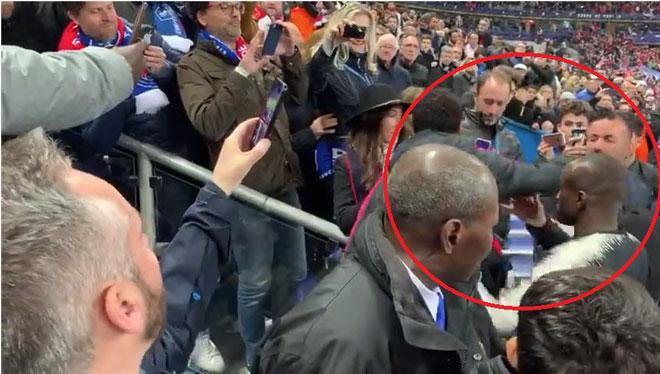 """Neymar lĩnh án """"trời giáng"""" từ UEFA, suýt tẩn nhau với khán giả - 1"""