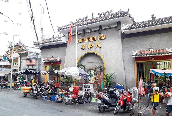 Đại ca giang hồ được người Sài Gòn thờ như Thành Hoàng - 1