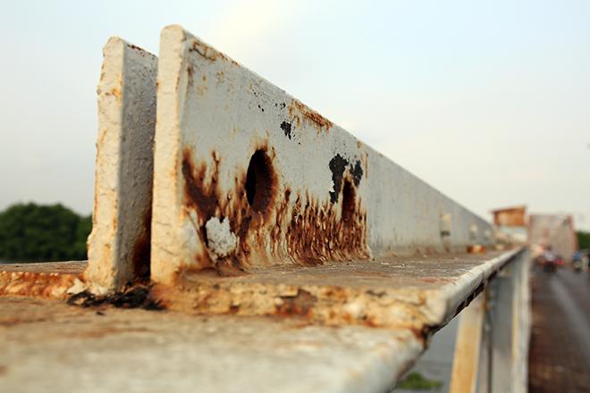 Ngắm cây cầu cấu trúc thép Eiffel hơn 100 tuổi nối đôi bờ sông Sài Gòn đang bị khai tử - 7