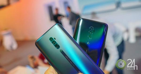 Oppo Reno có một trong những tính năng mà Nokia 8 từng rất tự hào