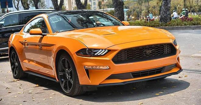 Chiêm ngưỡng Ford Mustang 2018 màu cam Fury duy nhất tại Việt Nam - 2