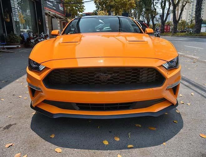 Chiêm ngưỡng Ford Mustang 2018 màu cam Fury duy nhất tại Việt Nam - 3