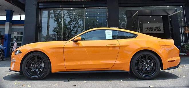 Chiêm ngưỡng Ford Mustang 2018 màu cam Fury duy nhất tại Việt Nam - 4