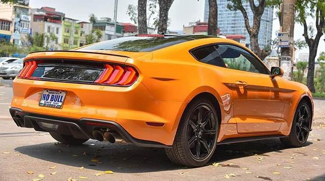 Chiêm ngưỡng Ford Mustang 2018 màu cam Fury duy nhất tại Việt Nam - 6
