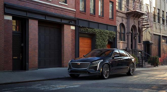 Sedan hạng sang Cadillac CT6 thay đổi về động cơ, trang bị dẫn động AWD độc quyền - 1