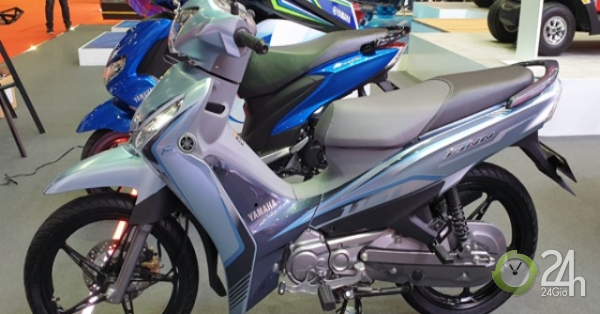 Cận cảnh 2019 Yamaha Finn 115 khiến Honda Future ghen tị
