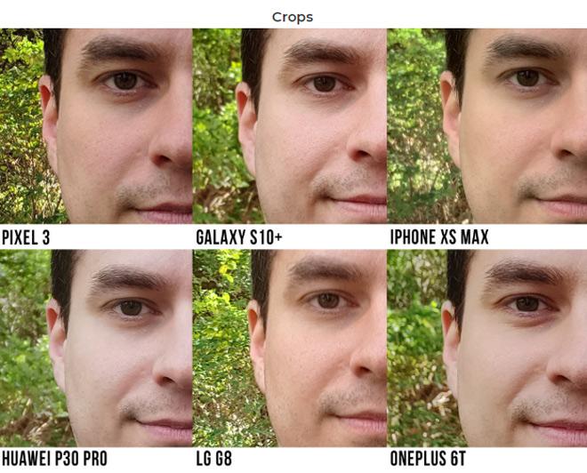Đâu mới là chiếc smartphone chụp ảnh selfie đẹp nhất? - 3