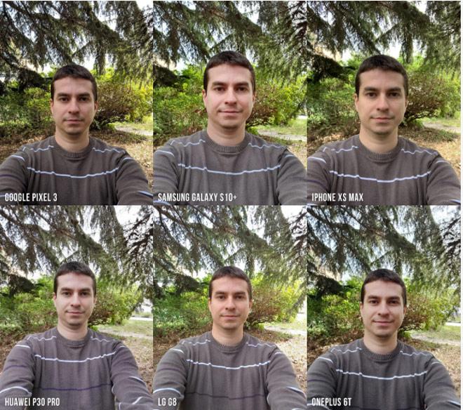 Đâu mới là chiếc smartphone chụp ảnh selfie đẹp nhất? - 2