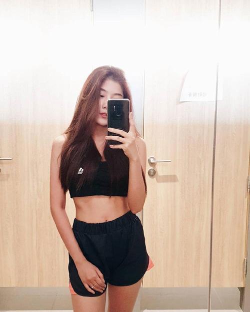 Cô béo mũm mĩm hóa hot girl vạn người mê nhờ giảm cân - 3