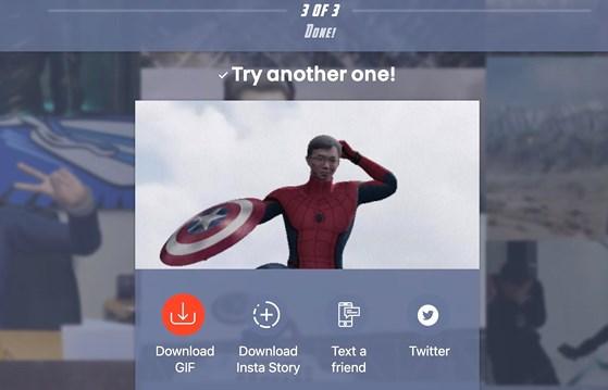 Cách hóa thân thành các siêu anh hùng trong Avengers - 3