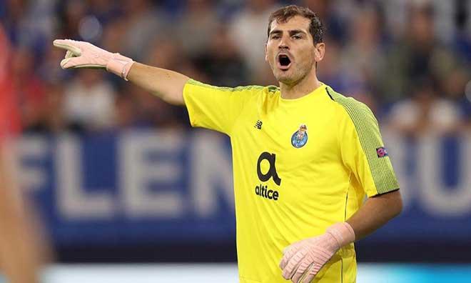 Bàng hoàng: Casillas gặp cơn đau tim trên sân tập, nhập viện khẩn cấp - 1
