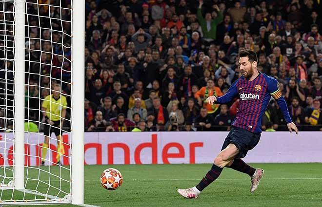 """Messi chạm mốc 600 bàn: Bùng nổ 7 phút, ghi kiệt tác """"tên lửa"""" hủy diệt Liverpool - 2"""