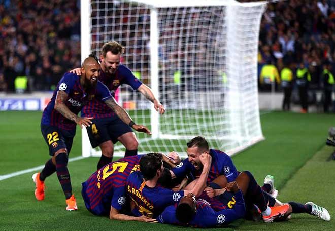 """Messi chạm mốc 600 bàn: Bùng nổ 7 phút, ghi kiệt tác """"tên lửa"""" hủy diệt Liverpool - 4"""