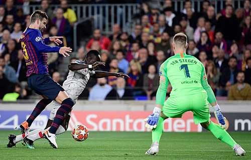 Chi tiết Barcelona - Liverpool: Dembele bỏ lỡ đối mặt khó tin (KT) - 11