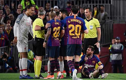 Chi tiết Barcelona - Liverpool: Dembele bỏ lỡ đối mặt khó tin (KT) - 24