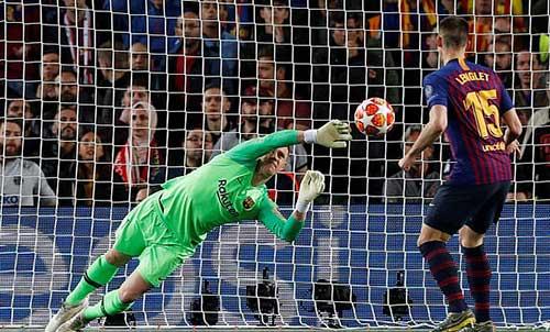 Chi tiết Barcelona - Liverpool: Dembele bỏ lỡ đối mặt khó tin (KT) - 28
