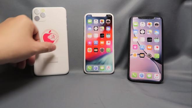 HOT: Bộ ba iPhone 2019 đã hiện nguyên hình - 1