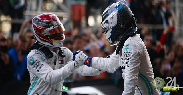 Đua xe F1: Kẻ thống trị nhắm đến bàn tay nhỏ vô tiền khoáng hậu