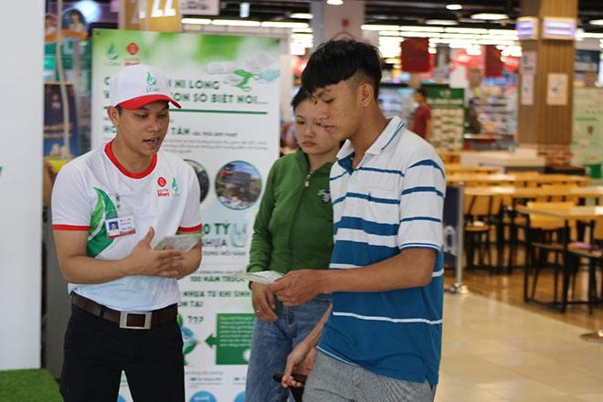 Siêu thị khởi động chiến dịch xanh vì môi trường - 3