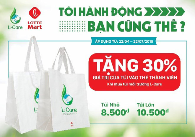 Siêu thị khởi động chiến dịch xanh vì môi trường - 5
