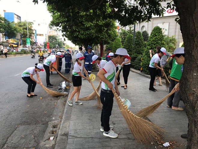 Siêu thị khởi động chiến dịch xanh vì môi trường - 7