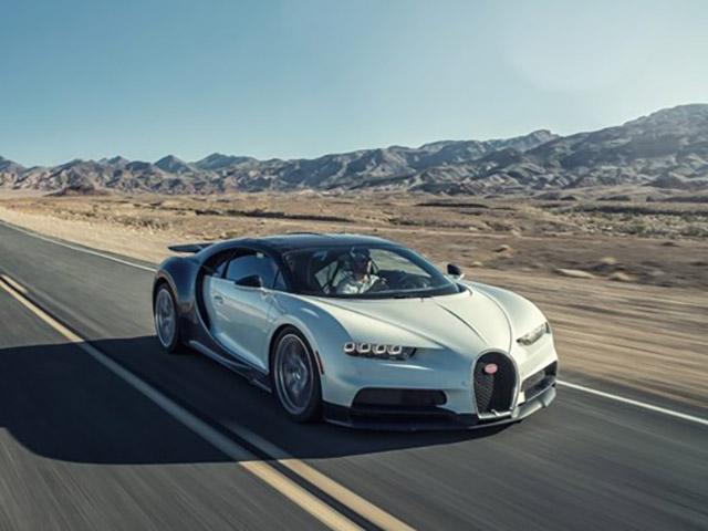 Chỉ còn khoảng 100 chiếc Bugatti Chiron dành cho những vị đại gia nhanh tay và chịu chơi