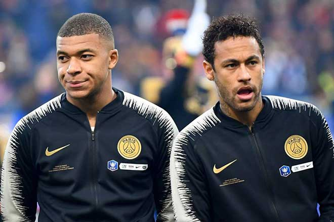 """PSG lâm nguy: """"Ông trùm"""" Qatar định tháo chạy, bán Neymar & Mbappe? - 1"""