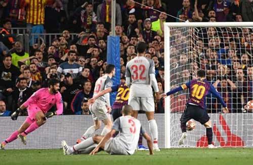 Chi tiết Barcelona - Liverpool: Dembele bỏ lỡ đối mặt khó tin (KT) - 34