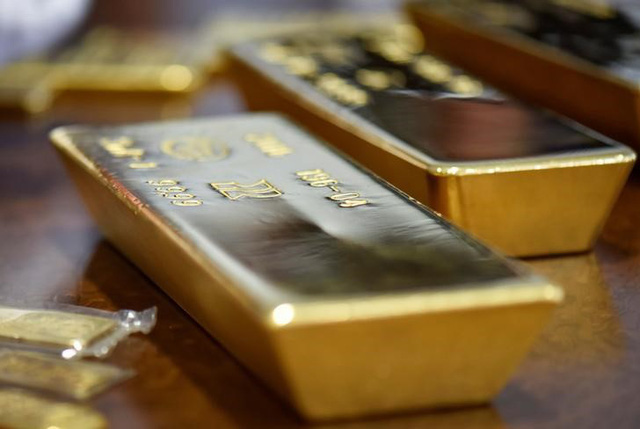 """Giá vàng hôm nay 3/5: Tiếp tục mất giá """"khủng"""" - 1"""