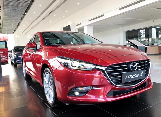 Bảng giá xe Mazda 3 2019 lăn bánh - Mua xe giá tốt cùng nhiều ưu đãi hấp dẫn - 1