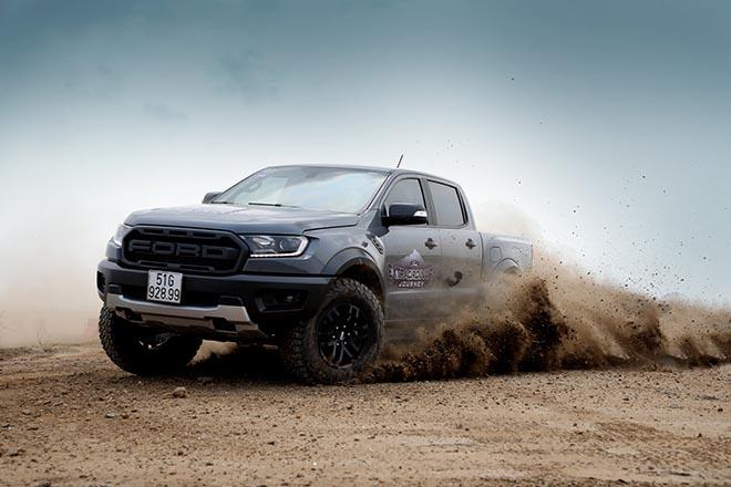 """Ford ghi nhận doanh số bán lẻ tăng """"đáng nể"""" trong quý I/2019, đặc biệt là vào tháng 3 - 2"""