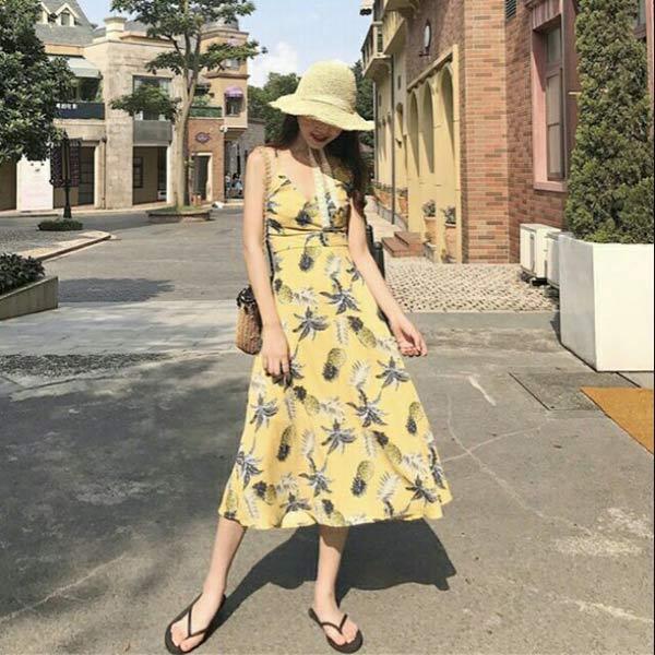 Thời trang mùa hè không thể rực rỡ hơn với đủ món trái cây nhiệt đới - 10