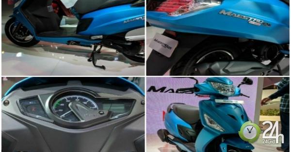 Đẹp tựa Honda LEAD, xe ga này sắp ra mắt giá tầm 18,8 triệu đồng