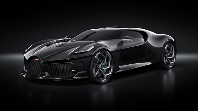 Bugatti La Voiture Noire giá gần 19 triệu đô, sẽ về tay Cristiano Ronaldo - 1