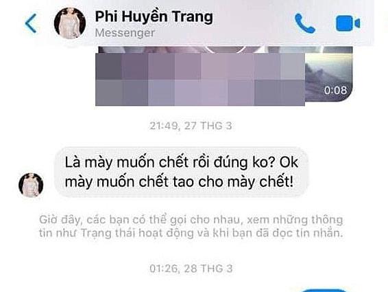 Phía diễn viên Phi Huyền Trang nói gì về tin bị tố giật chồng ...
