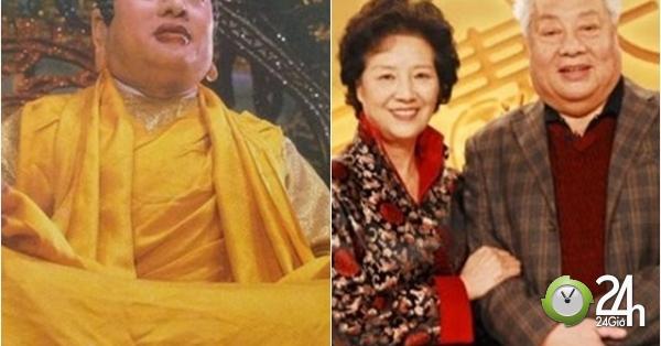 Kỳ lạ diễn viên đóng Phật tổ trong Tây Du Ký được quỳ lạy khi đi trên phố