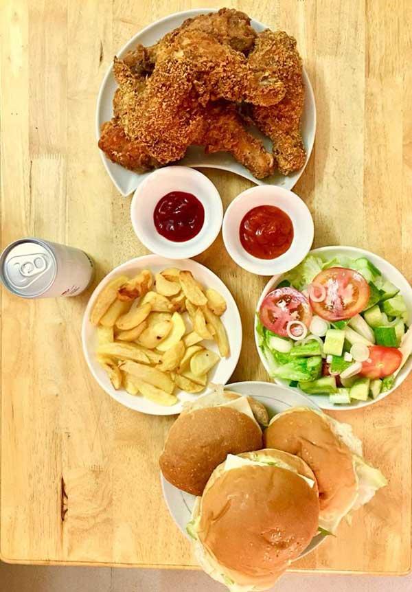 Công thức làm gà rán KFC chuẩn vị ngoài hàng - 1