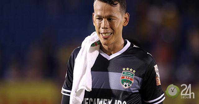 """Thủ môn Tấn Trường """"bức xúc"""" vì bị chỉ trích sau trận hoà Hà Nội FC"""