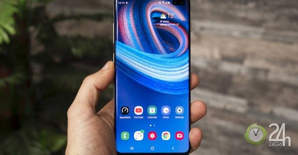 Mách bạn cách xem thông tin pin trên Galaxy S10e, S10 và S10+