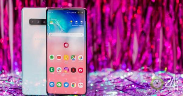 Samsung sắp có camera