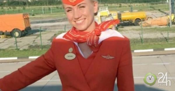 Nữ tiếp viên Nga kể khoảnh khắc