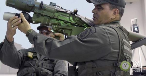 Venezuela huấn luyện đội quân du kích thiện chiến dùng tên lửa Nga đánh Mỹ?