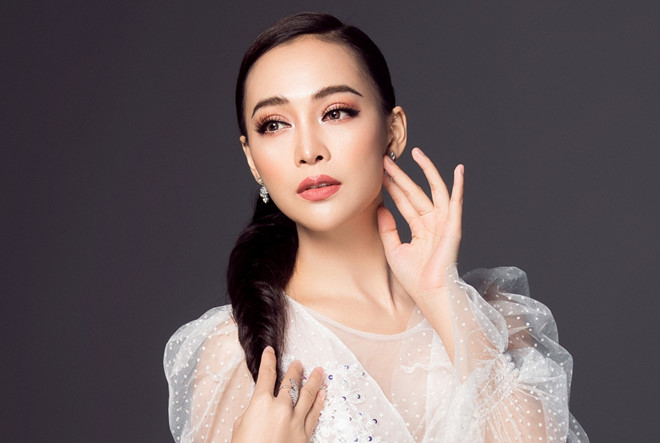 """""""Hoa hậu Bolero"""" Trần Mỹ Ngọc bị hacker tống tiền 200 triệu đồng - 1"""