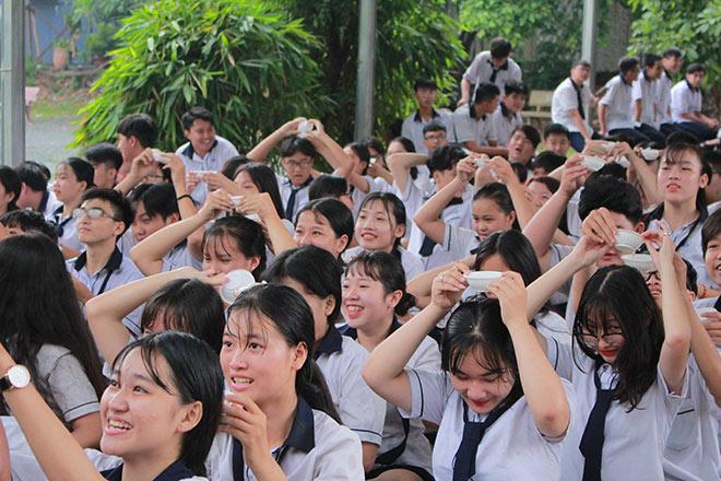 Trường công lập giải tỏa áp lực thi tuyển vào lớp 10 bằng phương án xét tuyển linh hoạt - 4