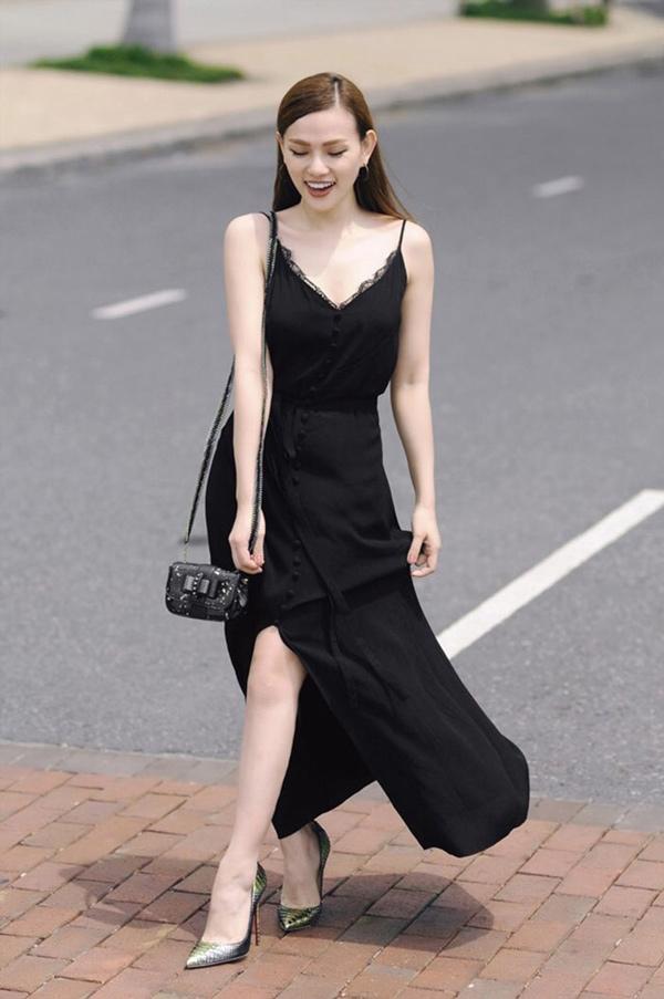 Váy lụa slip dress: Biểu tượng của sự cám dỗ đã quay trở lại! - 9