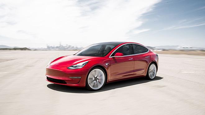 Tesla Model 3, đối thủ gây khó chịu của các ông lớn Mercedes, Audi và BMW trong phân khúc xe điện - 1